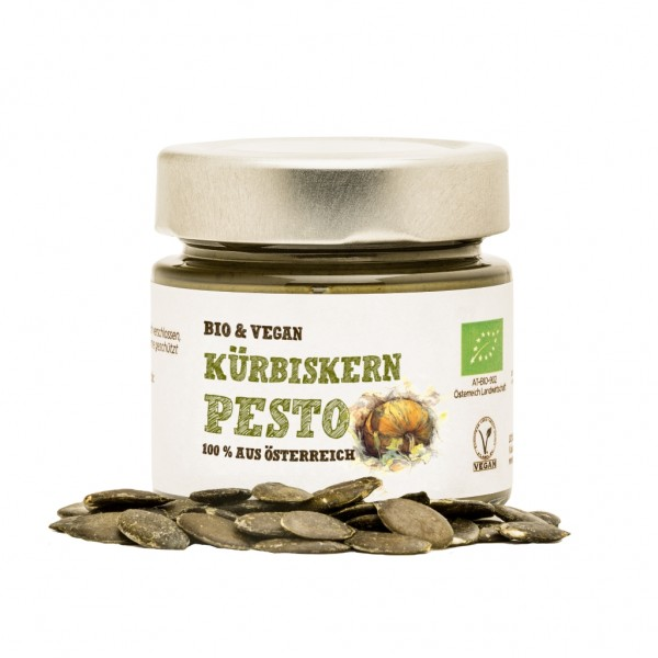 Kürbiskern Pesto 80 ml Glas