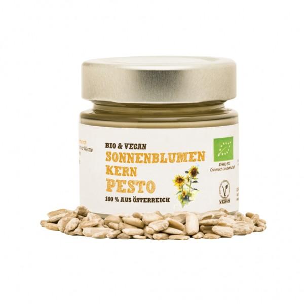 Sonnenblumenkern Pesto  (bio) - 80 g Glas
