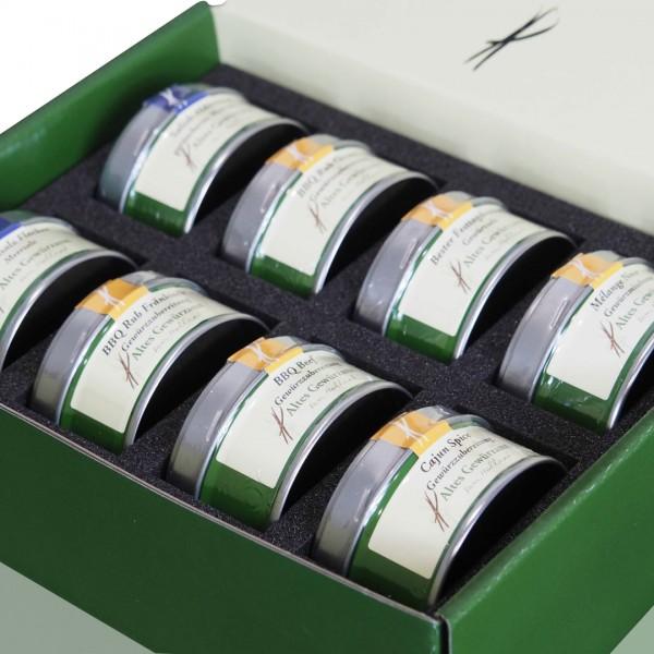 Grillküche Geschenkbox Inhalt