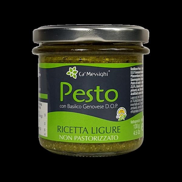 Pesto ricetta ligure 130 g Glas