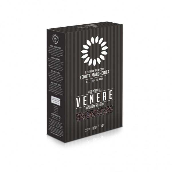 Venere Vollkornreis - 500 g Vakuumbeutel