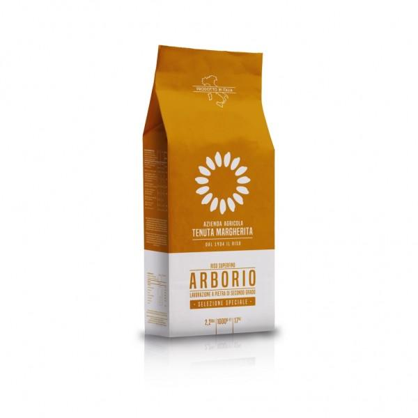 Arborio Superfino Reis - 500 g Vakuumbeutel
