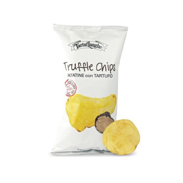 Kartoffelchips mit Trüffel 100 g Tüte