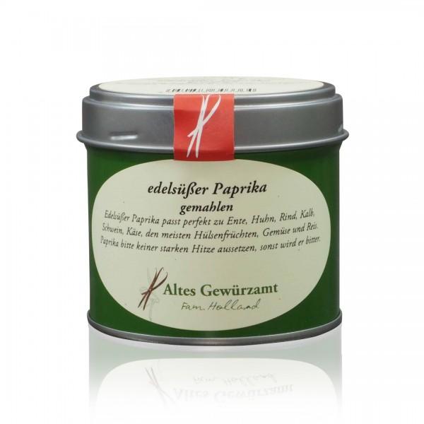 Paprika edelsüß - 75 g Dose mit Streueinsatz