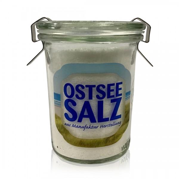 Ostseesalz (feines Meersalz) - 100 g Glas