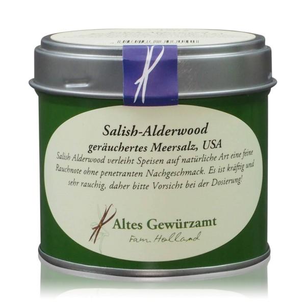 Salish-Alderwood-Salz 170 g Dose