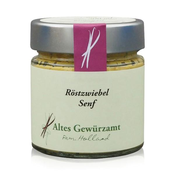 Röstzwiebel Senf 200 ml