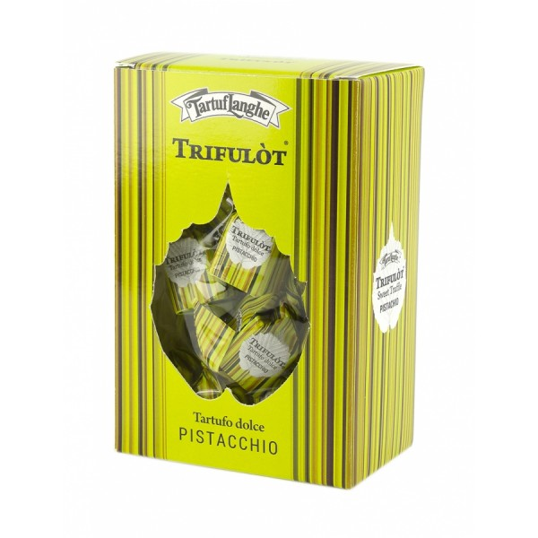Trifulòt Pistazie 105 g Geschenkbox