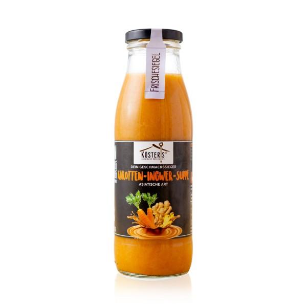 KÖSTERS Karotten-Ingwer-Suppe 480 ml