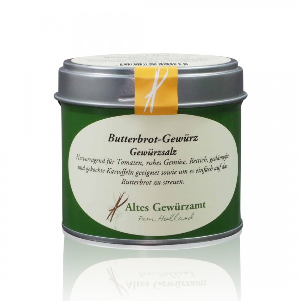 Butterbrot-Gewürz Gewürzsalz - 100 g Aromadose