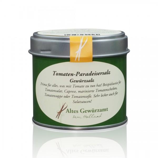 Tomatensalz / Paradeisersalz Gewürzsalz - 80 g Dose