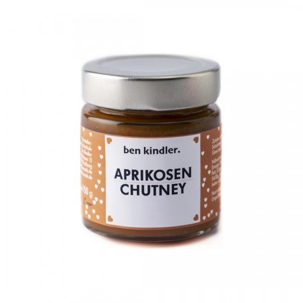 bensels Aprikosen-Chutney 150 g Glas