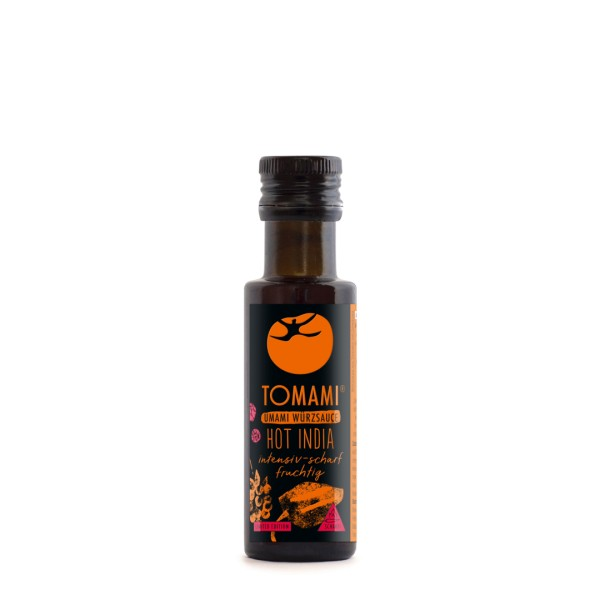 TOMAMI Hot India 90 ml Flasche