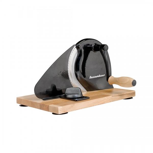 Brotschneidemaschine CLASSIC schwarz