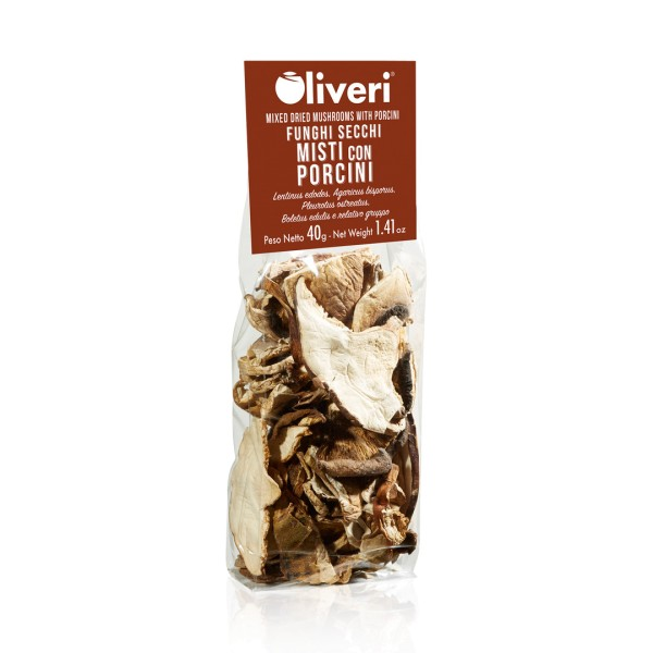 Pilze & Steinpilz (getrocknet) 40 g Beutel