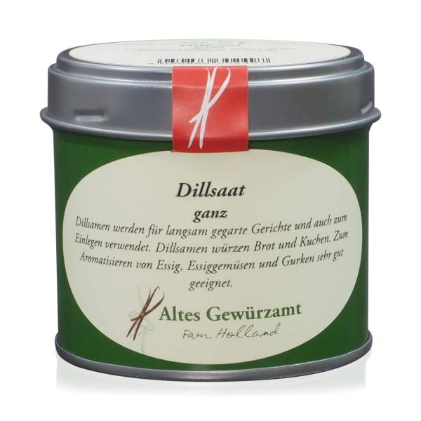Dillsamen / Dillsaat 75 g Dose