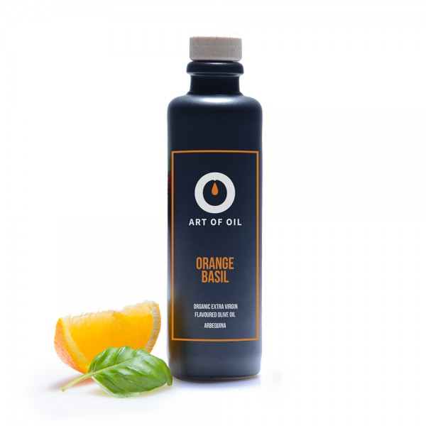 Art Of Oil - ORANGE BASIL 200 ml