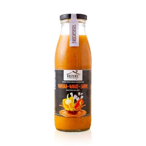 KÖSTERS Paprika-Kokos-Suppe 480 ml