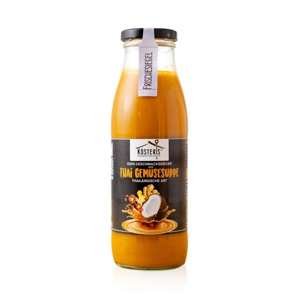Thai Gemüsesuppe 480 ml Flasche