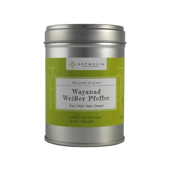 Wayanad Weißer Pfeffer TGSEB - 70 g Aromadose