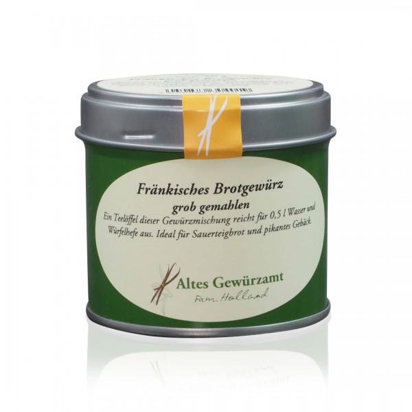 Fränkisches Brotgewürz 60 g Dose