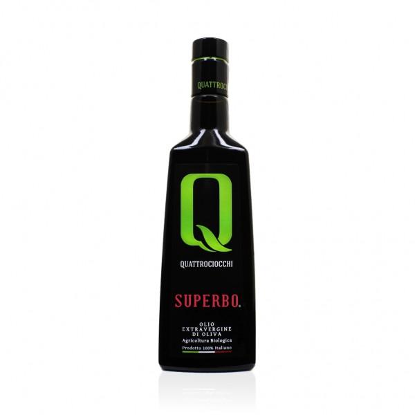 SUPERBO BIO Natives Olivenöl Extra - 250 ml