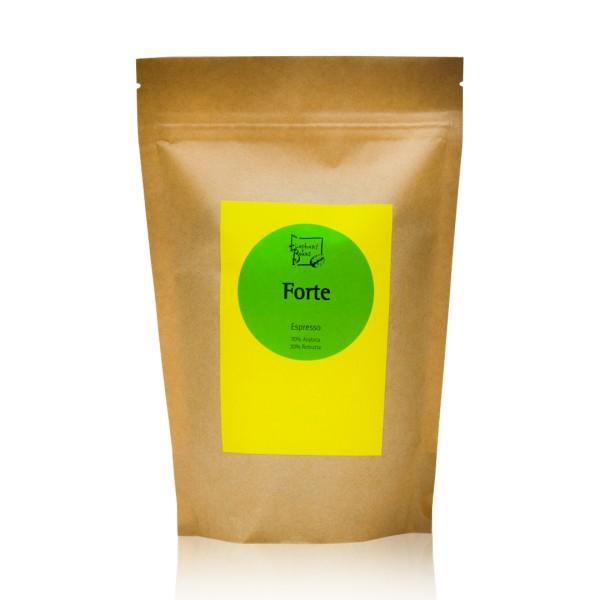 Forte, Espresso-Blend 250 g / 500 g / 1.000 g