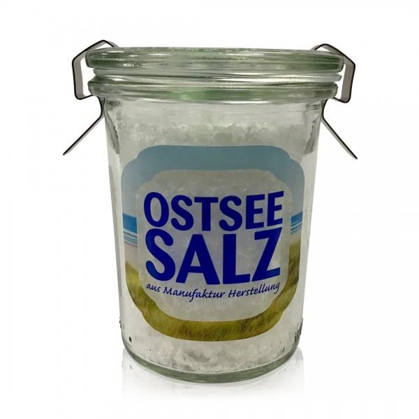 Ostseesalz (Pyramidensalz) - 45 g Glas
