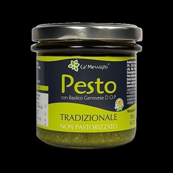Pesto Tradizionale 130 g Glas