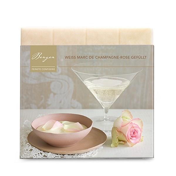 Marc de Champagne-Rose (gefüllt)