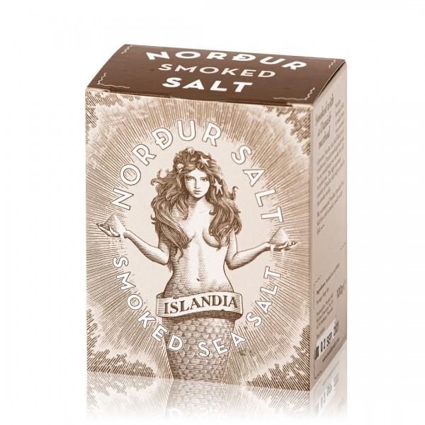 norður smoked sea salt - 100 g Karton