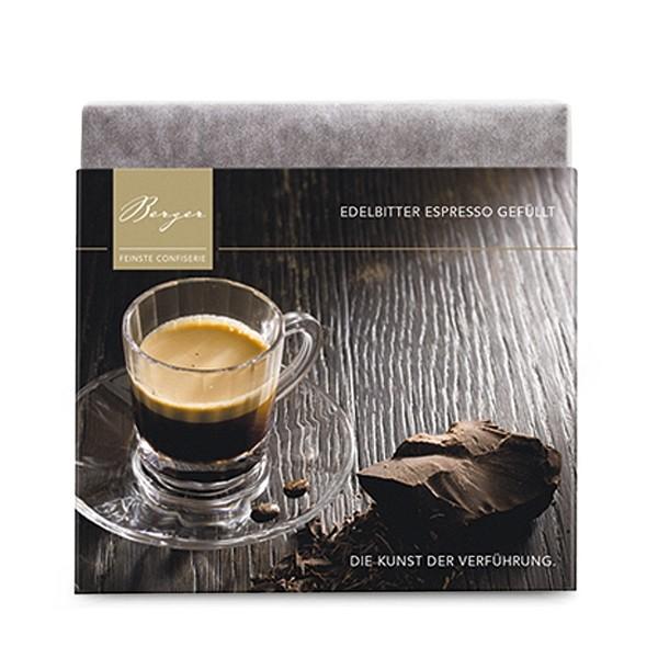 Edelbitter Espresso (gefüllt)