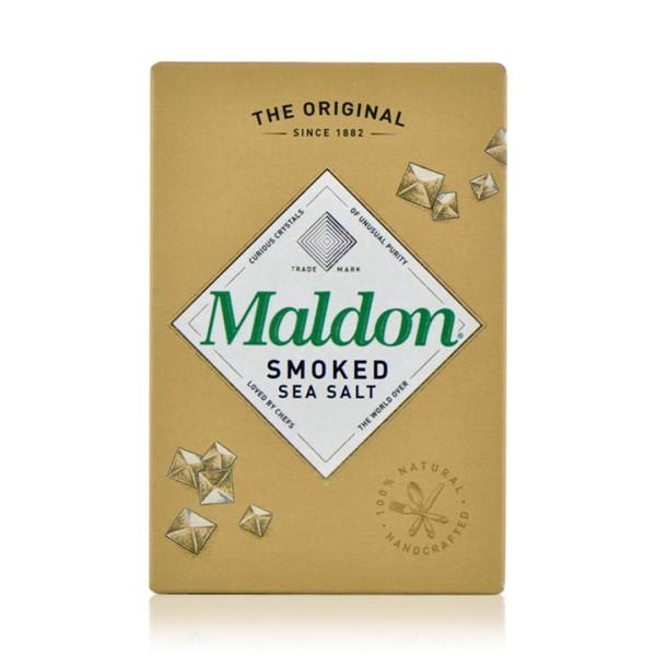 Maldon Smoked Sea Salt 125 g